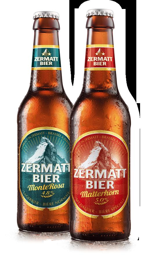 ZMB Web Product Matterhorn MonteRosa Combo Zermatt Bier | Zermatt Matterhorn Brewery