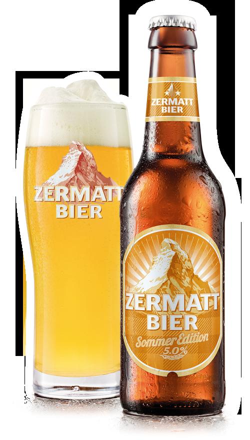 ZMB Web Product Sommer Edition Zermatt Bier | Zermatt Matterhorn Brauerei AG