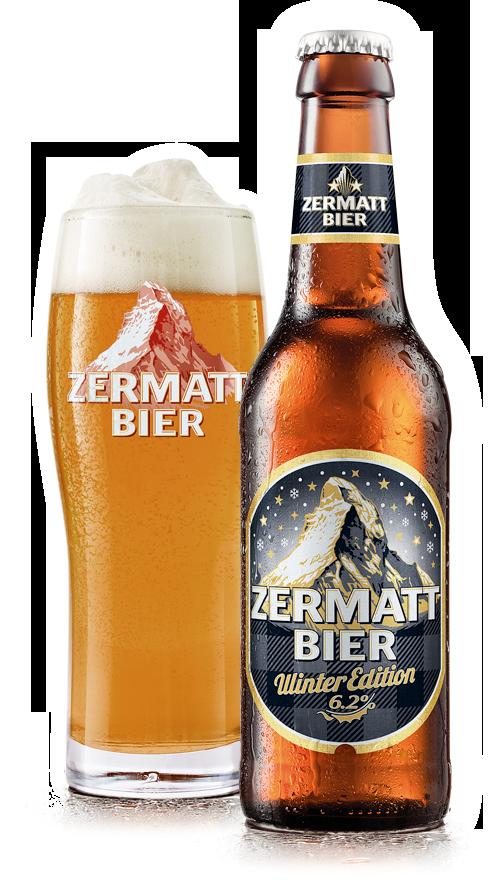 ZMB Web Product Winter Edition Zermatt Bier | Zermatt Matterhorn Brauerei AG