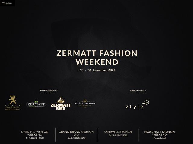 Zermatt Fashion Weekend Zermatt Bier | Zermatt Matterhorn Brewery