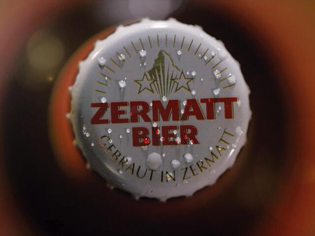 ZMB 3 Zermatt Bier   Zermatt Matterhorn Brauerei AG